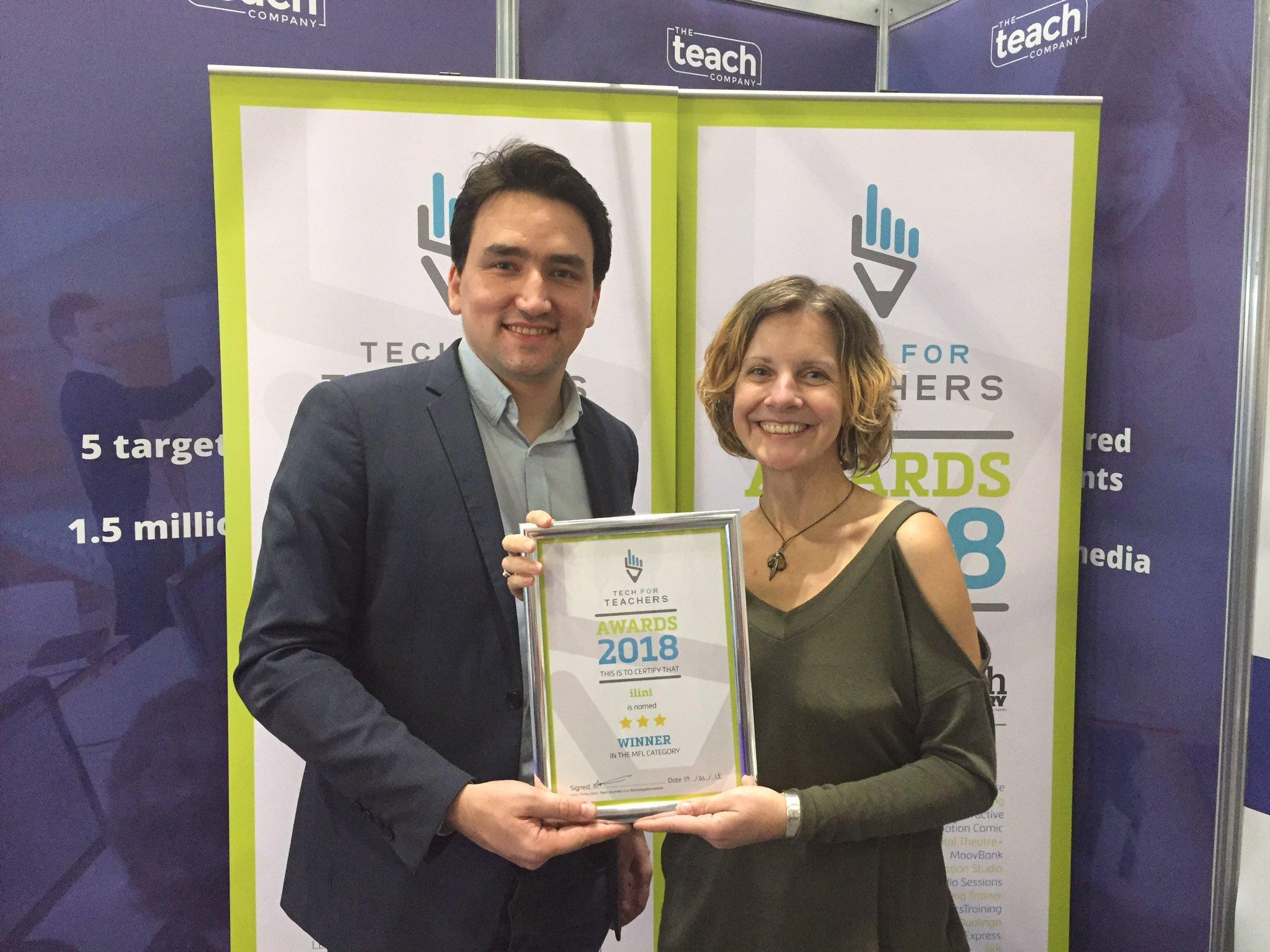 Tech for Teachers Awards - Ceremony